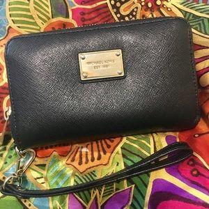 Michael Kors wallet/small wristlet.
